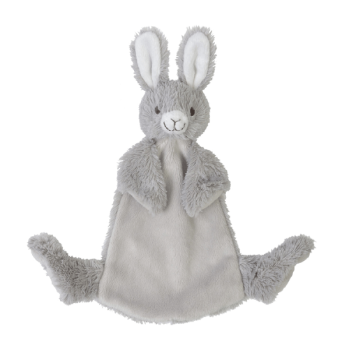 Happy Horse cuddle cloth Rabbit Rio in grey