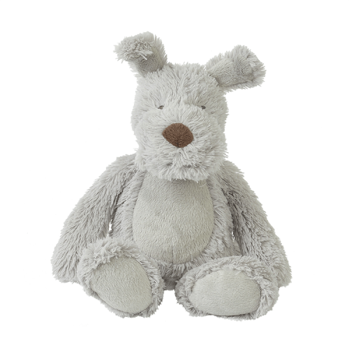 Grey Dog Dean (happy Horse) Stuffed toy